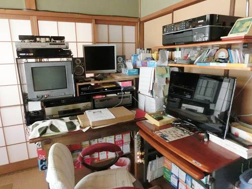 パソコンと周辺機器