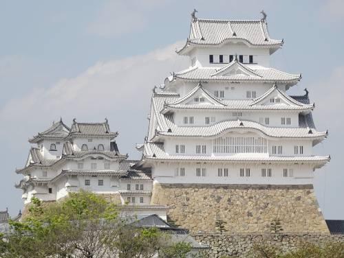 姫路城、きさらぎ城