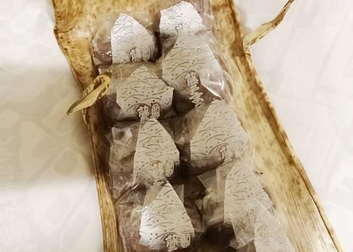 岡山、倉敷、藤戸饅頭