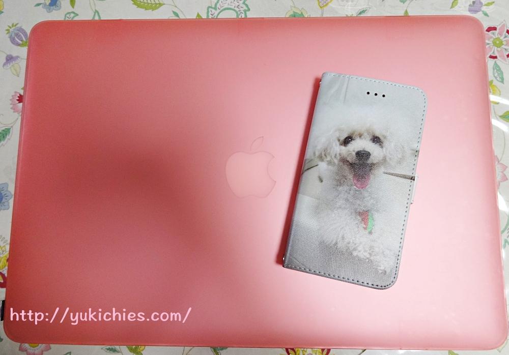 Mac book proとiPhone8