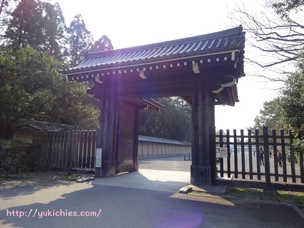 京都御所 門