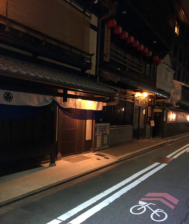 京都祇園祭 町家