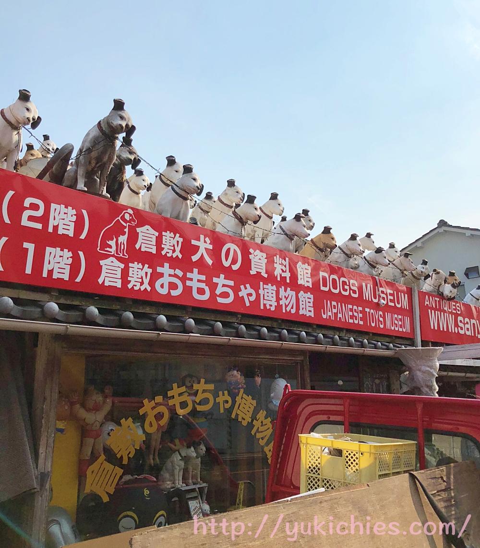岡山県倉敷市 倉敷おもちゃ博物館