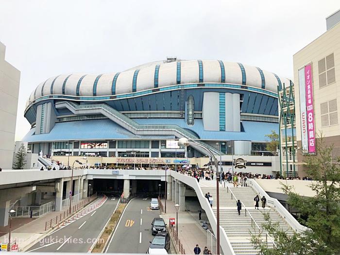京セラドーム(大阪)嵐ドームコンサート