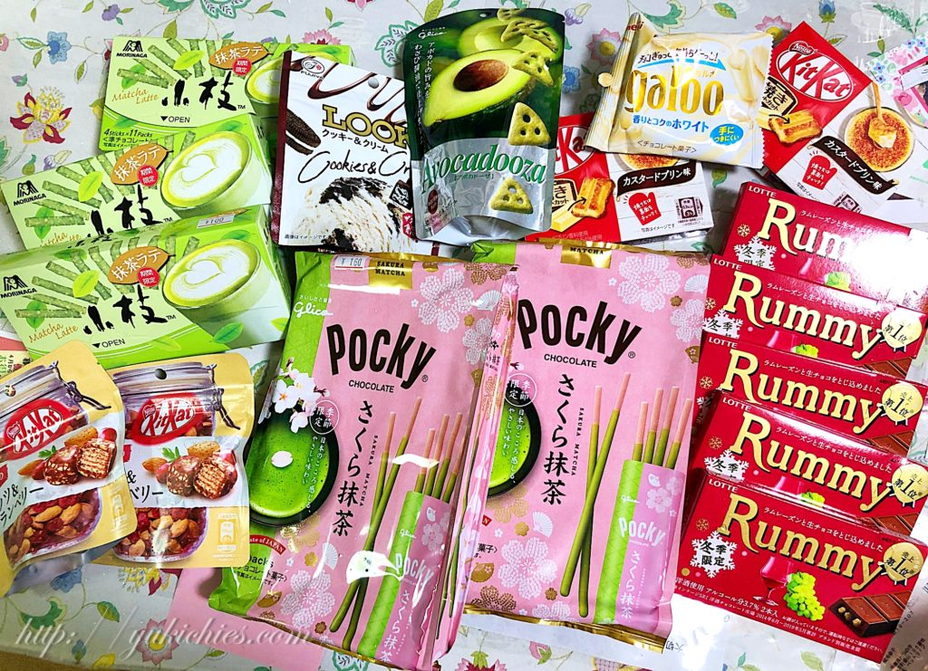 日本一の駄菓子売り場で買ったお菓子