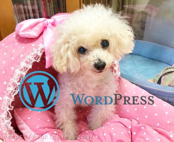 【完全初心者向け】WordPressでかわいい犬ブログのはじめ方